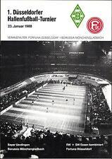 1988 HT Fortuna Düsseldorf, Borussia Mönchengladbach, Rot-Weiß Essen, Uerdingen