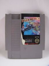 Nintendo Tiger Heli Video Game by Tiger-Heli by Taito NES Acclaim 1985