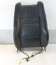 Leather Seat Seating Surface Driver's Black Front Left RANGE ROVER SPORT L320