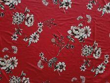 LX-LX1653-M Block Print Stretch Jersey Knit Dress Fabric
