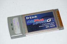 D-Link PCMCIA Wireless Card