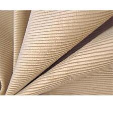 Oatmeal Beige Cotton Corduroy - Fine Wale Bottomweight - Great for Trousers!