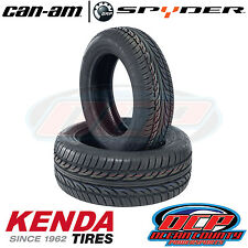 NEW GENUINE CAN-AM 2011 SPYDER RT ROADSTER SE5/SM5 OEM FRONT TIRE 165/65/R14