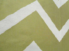 Century Fabrics 1 Yd x 54 In Pattern 61452 Color 41 Chevron Geometric Upholstery