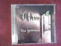 THE IGUANAS- NUEVO BOOGALOO (13 TRACKS, 1994). CD