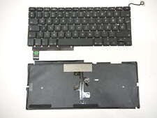"TESTED Hungary Keyboard & Backlit for MacBook Pro 15"" A1286 2009 2010 2011 2012"