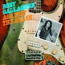 Rory Gallagher ~ Against The Grain NEW SEALED CD + Bonus Tracks 70's Blues Rock