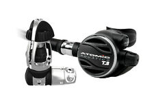 Atomic Aquatics T3 Titanium Scuba Diving Regulator NEW