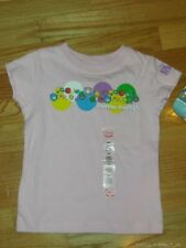New Disney Store Exclusive Club Penguin Puffle Party Girls Tee T-Shirt XXS 2/3