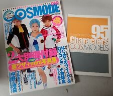 COSMODE Vol.#10 10/05 Cosplay Book + FREE 95 Characters Photo Book Cos Mode