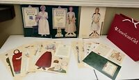 American Girl Pleasant Company FELICITY'S CrAFT BOOK & PAPER DOLLS  RETIRED
