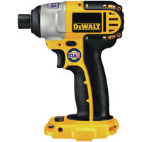 DEWALT 18V Cordless 1/4 in. Impact Driver DC825BR Reconditioned - Tool Only