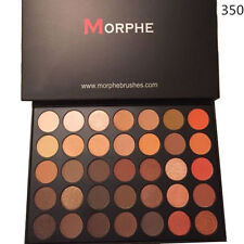 Professional 35 COLOR MORPHE BRUSHES 35O 350 EYESHADOW PALETTE NATURE GLOW Kit