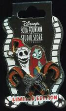DSF GSF DSSH Christmas Sweets Jack Sally Nightmare NBC LE Disney Pin 99163