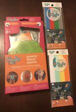 3Doodler Start Jewelry DoodleBlock Kit & 2 Extra Plastic Packs New