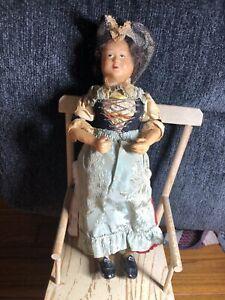 "Ethnic 8"" Girl Doll"