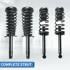 Complete Struts / Shocks Assembly w Coil Springs & Mounts For 98-02 Honda Accord