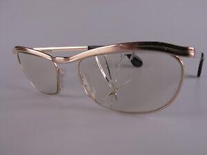Vintage Marwitz Optima Gold Filled Eyeglasses Frames Size 52-18 Made in Germany