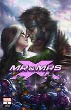 MR & MRS X 1 LUCIO PARRILLO COMICXPOSURE EXCLUSIVE VARIANT NM