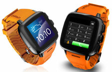 Intex Irist Android Mobile Phone Smartwatch Unlocked Waterproof 3G Wifi 1.2Ghz