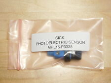 BRAND NEW - Sick Optic Electric MHL15-P3338 Proximity Sensor