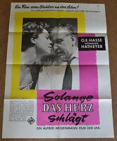 Mientras el Corazón Golpea - Cartel de Película A1 - o E. Hasse - H.Hatheyer -