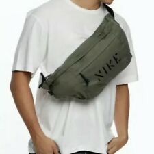 Nike Tech Hip Pack Fanny Waist Crossbody Belt Bag Large Olive BA6605 222 New