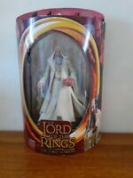 Lord Of The Rings Saruman The White NIB Unopened Complete  Toybiz
