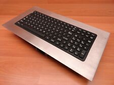 IKEY PM-1000-USB STAINLESS STEEL KEYBOARD FLUSH MOUNT PANEL USB PLUG *VERY NICE*