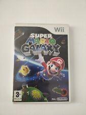 Super Mario Galaxy (Wii) - Versión PAL