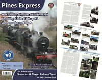 Somerset and Dorset Railway Trust; S&D, Pines Express 282 - Autumn 2016