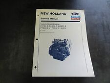 New Holland Ford Kubota Diesel Engine Service Manual
