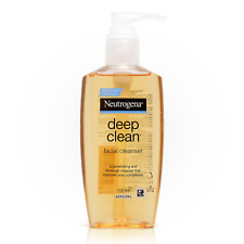 150ml. Neutrogena Deep Clean Facial Liquid Cleanser Wash Soft & Fresh Moisture
