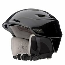 Smith Compass Snow Helmet (Black Pearl / Women's / Small Size)