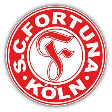 SC Fortuna Koln Germany Soccer Football Car Bumper Sticker Decal 5'' x 5''