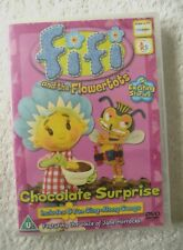 28185 DVD - Fifi And The Flowertots Chocolate Surprise [NEW & SEALED]  2006