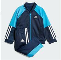 Infant Boys Adidas Tracksuit Age UK 3M - 4 Years