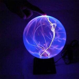 Glass Plasma Ball Touch Sensitive Decoration Lightning Kids Room Bedroom Decor