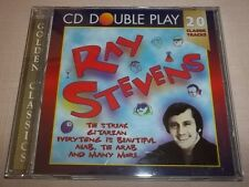 Rare - Golden Classics by Ray Stevens (CD, CD Double Play/IRC) VGC