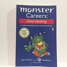 Monster Careers: Interviewing Master the Moment That Gets You the Job Taylor