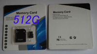 512 GB Micro SD Memory Card SDXC SDHC TF FLASH Class 10 for Android,Camera,phone