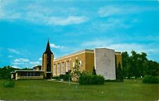 First Presbyterian CHurch Mt Vernon Illinois IL Postcard