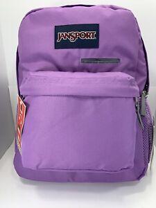 Jansport Digibreak Vivid Lilac Backpack # A3EN23PO
