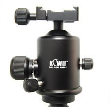 Cameraplus ® Kiwifotos kwbh-Testa a Sfera 1 con morsetto rilascio rapido carico max 22kg