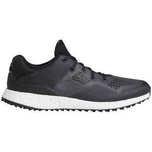 Adidas Crossknit DPR Golf Shoes Black/White