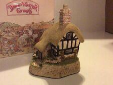 "David Winter's Cottages ""Blossom Cottage"" - Euc"