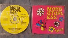 MONDO TOPLESS - BEE-POP. CD SINGOLO 5 TRACKS ITALIAN PUNK
