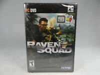 Raven Squad (PC, 2009)  BRAND NEW  Free Shipping