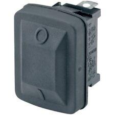MARQUARDT 1801.1403 Interrupteur à bascule 10A IP54 SPST MARCHE-ARRÊT Noir