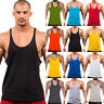 Gym Bodybuilding Tank Top Workout Muscle Stringer Singlet Racer Back Y Back Best